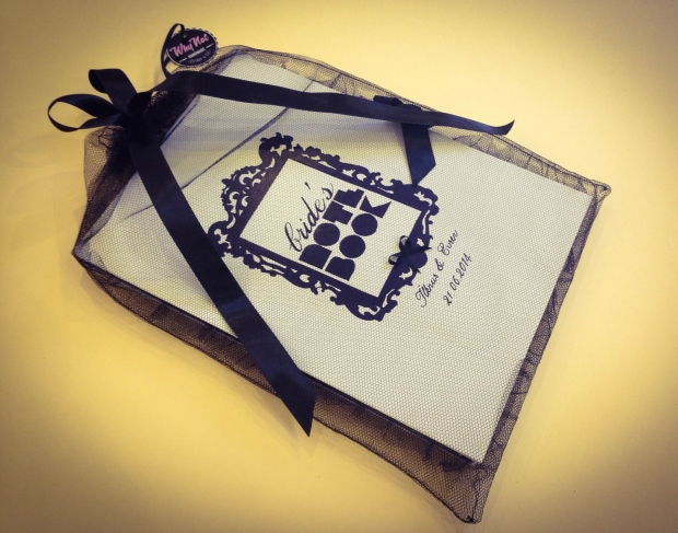 Why Not Handmade_Wedding_Brides Notebook
